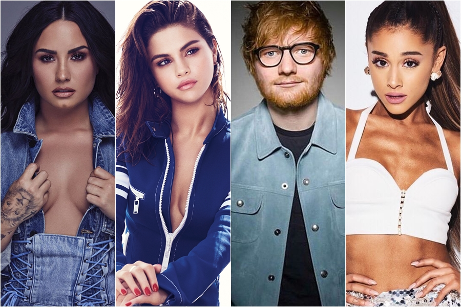 Estas son las canciones ganadoras de los ASCAP Pop Music Awards 2018