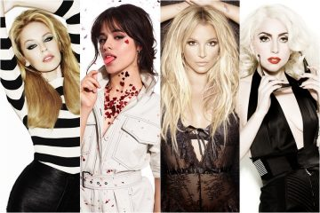 Medio italiano compara a Camila Cabello con Kylie Minogue, Britney Spears y Lady Gaga