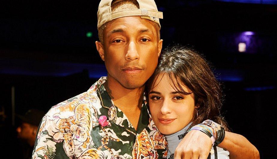 Se confirma que Camila Cabello y Pharrell lanzarán canción juntos