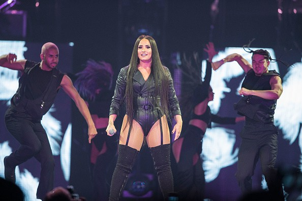"Revelan las ganancias de Demi Lovato en su ""Tell Me You Love Me Tour"""
