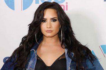 Demi Lovato respondió a una persona que la acusó de haber vuelto a beber