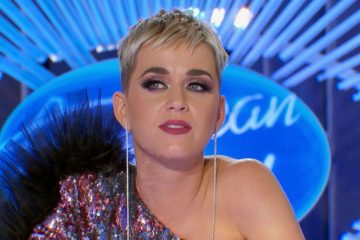 Katy Perry rompió una regla de American Idol