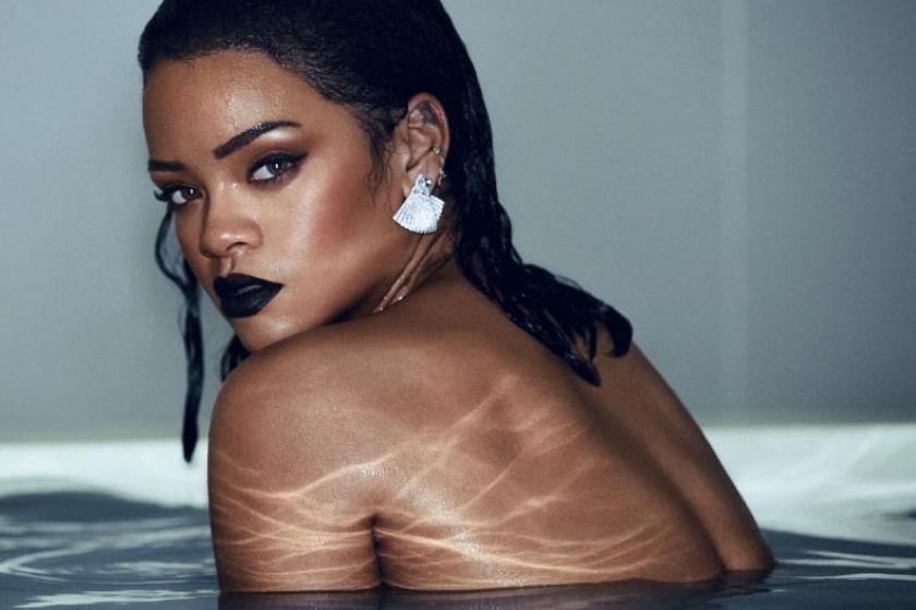 Se filtró canción inédita de Rihanna