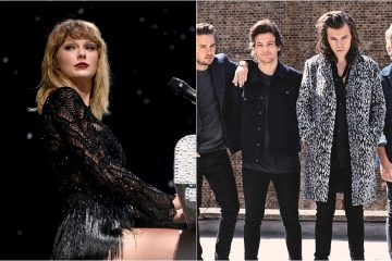 "Taylor Swift rompió récord de One Direction con su ""reputation stadium tour"""