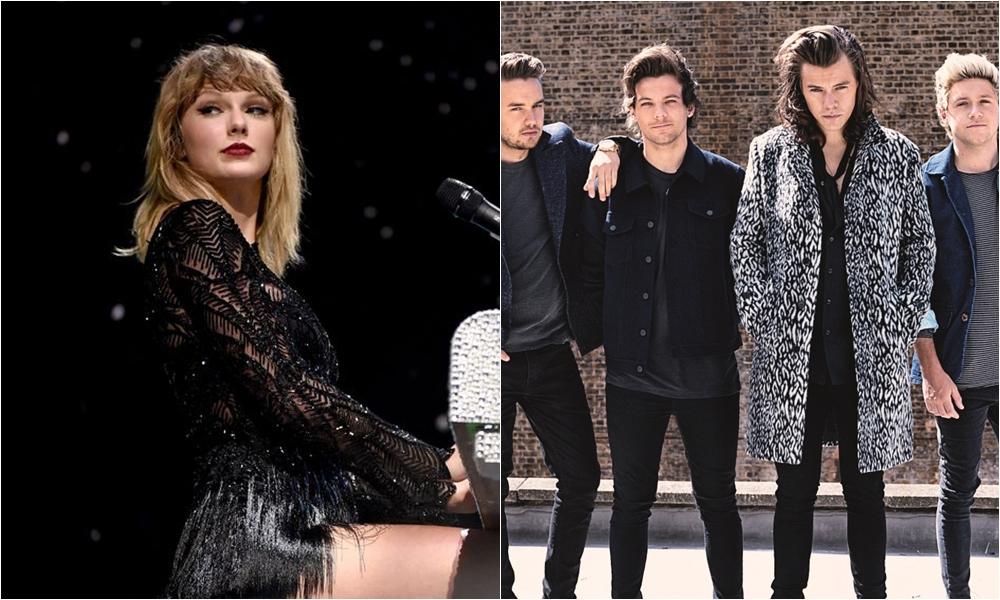 """Taylor Swift rompió récord de One Direction con su """"reputation stadium tour"""""""