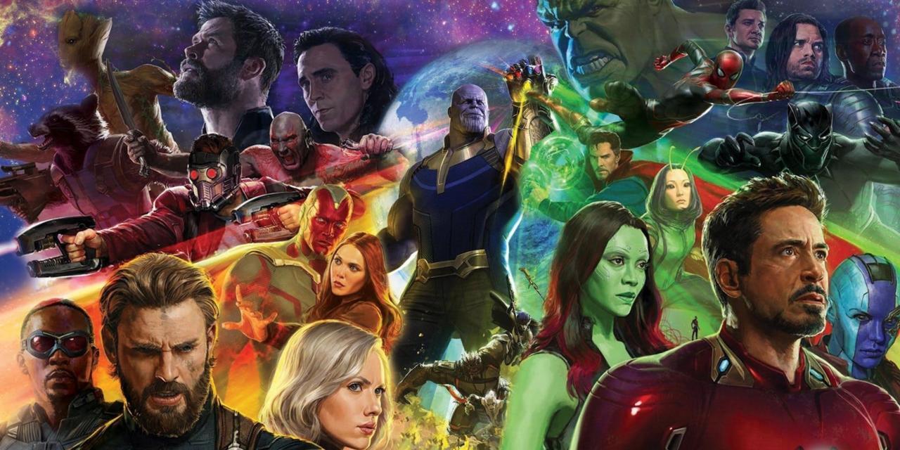 """""""Avengers: Infinity War"""" superó los 1.000 millones de dolares en 11 días"""