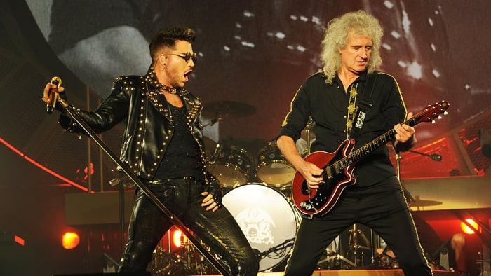Queen y Adam Lambert anuncian conciertos en Las Vegas