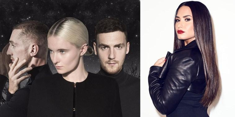 Escucha adelanto de la colaboración de Clean Bandit y Demi Lovato