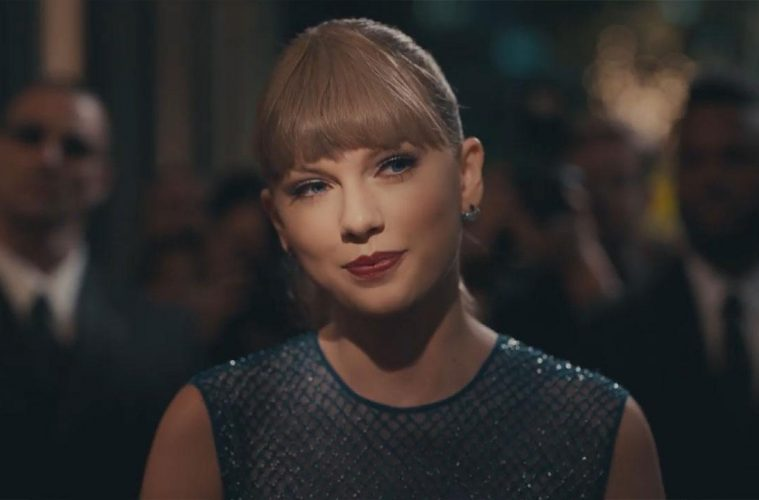 """Taylor Swift lanzó remix de """"Delicate"""""""