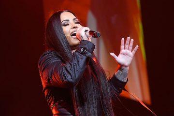 "Demi Lovato hizo la primera presentación en vivo de ""Solo"""