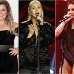 Kelly Clarkson habla sobre la presentación de Christina Aguilera y Demi Lovato en los BBMAs