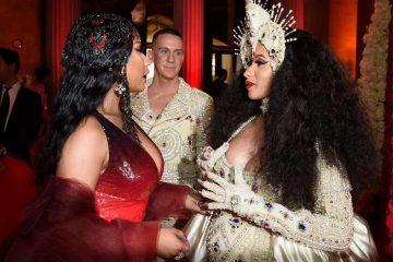 Cardi B revela que fue lo que habló con Nicki Minaj en la MET Gala
