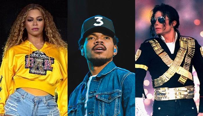 Chance The Rapper explica porqué Beyoncé es mejor que Michael Jackson