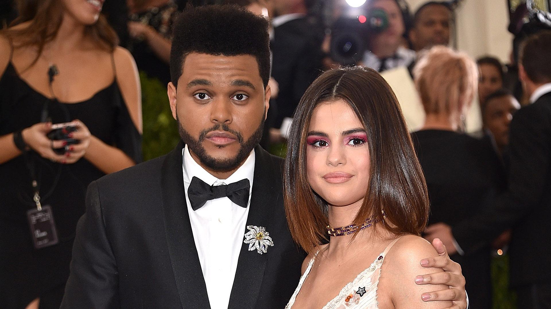 The Weeknd habla de las canciones que inspiró en su relación con Selena Gomez