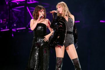 Conoce todas las celebridades que han asistido al 'Reputation Tour' de Taylor Swift