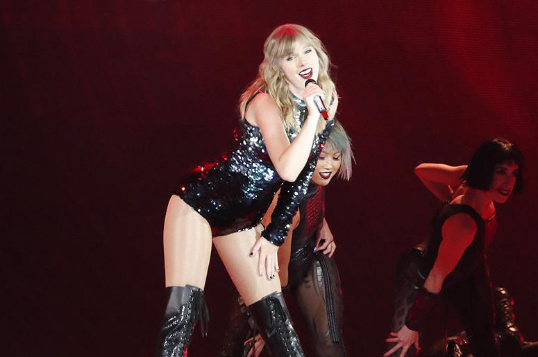 Conoce lo que Taylor Swift factura por cada show de su 'Reputation Tour'