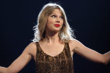 Con nueva marca, Taylor Swift hace historia en Youtube