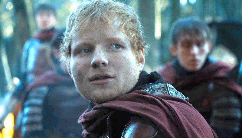 """Actor de """"Game of Thrones"""" critica fuertemente la participación de Ed Sheeran en la serie"""