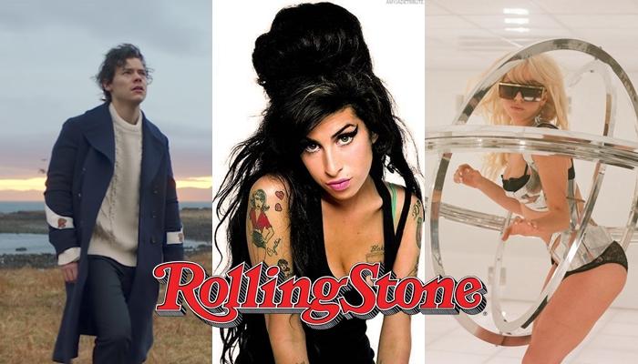 Rolling Stone elige a las 100 mejores canciones del siglo XXI