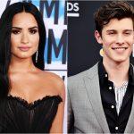 Demi Lovato es captada poniéndose en contacto con Shawn Mnedes