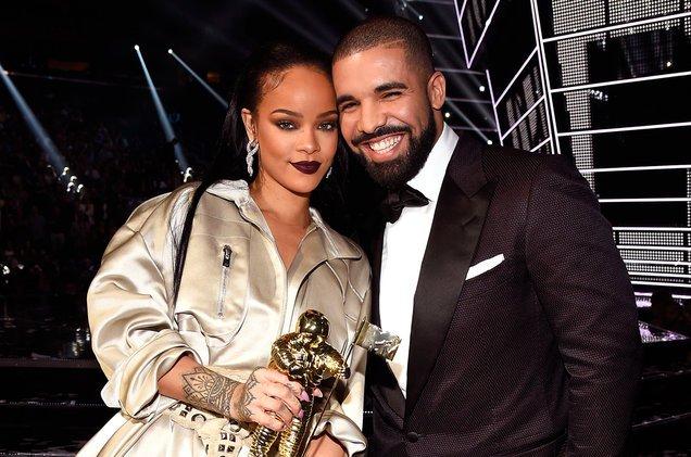 Dos de las nuevas canciones de Drake son sobre Rihanna