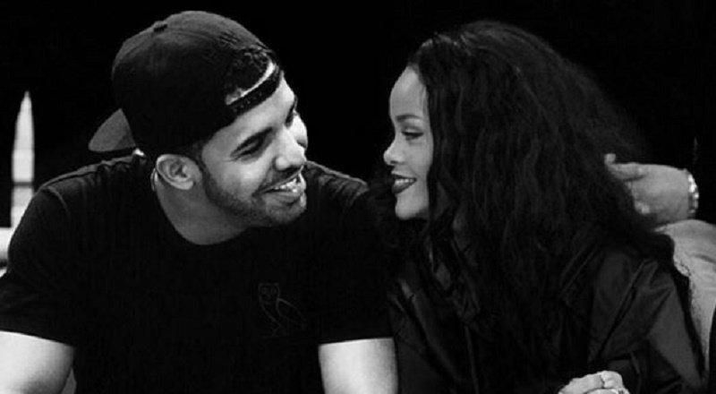 Rihanna y Drake son vistos juntos nuevamente en un bar nocturno