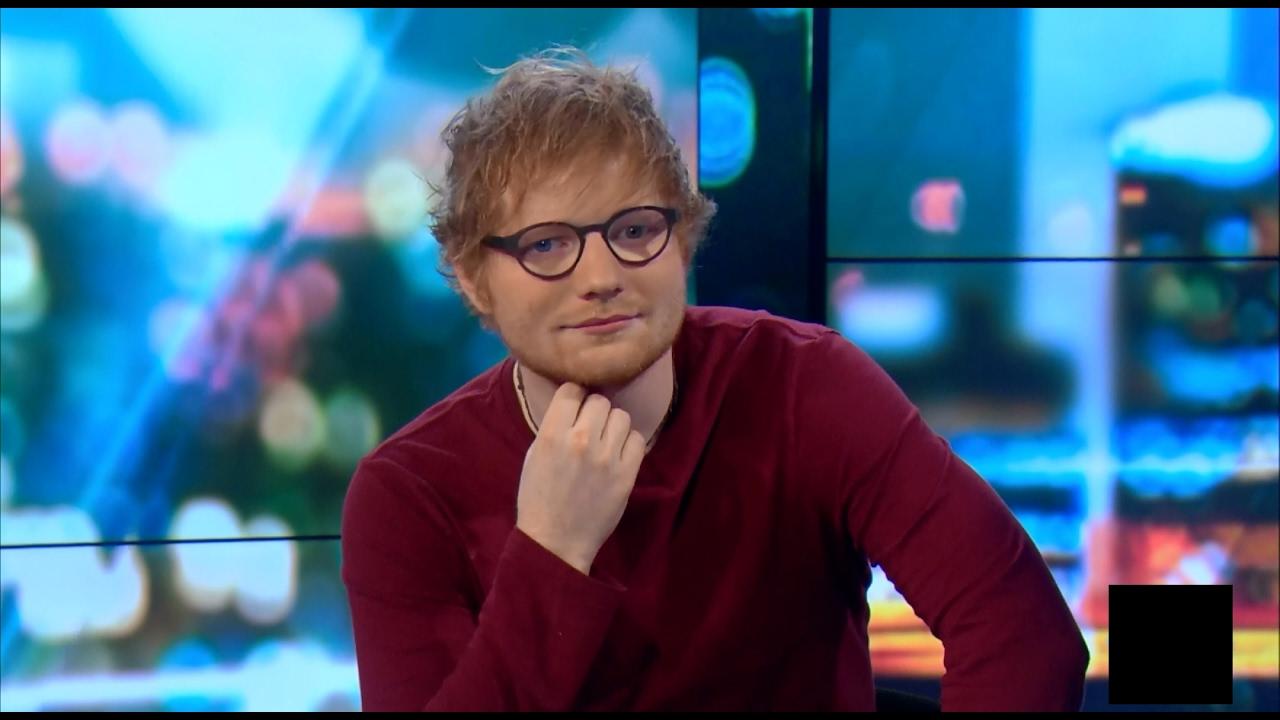 """Exigen a Ed Sheeran pagar $10 millones de dolares por 'plagiar' """"Thinking Out Loud"""""""