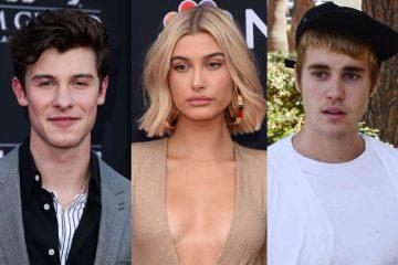Shawn Mendes habla sobre la relación de Justin Bieber y Hailey Baldwin