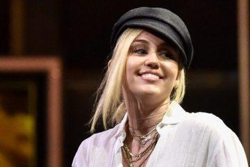 Miley Cyrus se presentó en premiación para homenajear a George Clooney