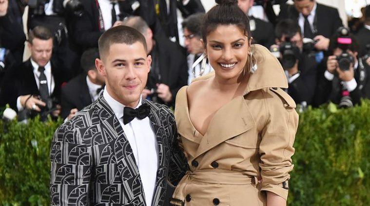 Nick Jonas y Priyankra Chopra podrían haber hecho oficial su relación