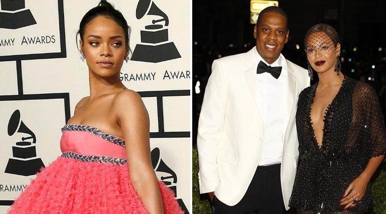 Nueva canción de Beyoncé y Jay-Z fue escrita para Rihanna