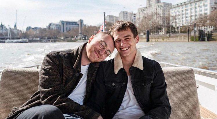 Después de 9 meses juntos, Sam Smith y Brandon Flynn han terminado