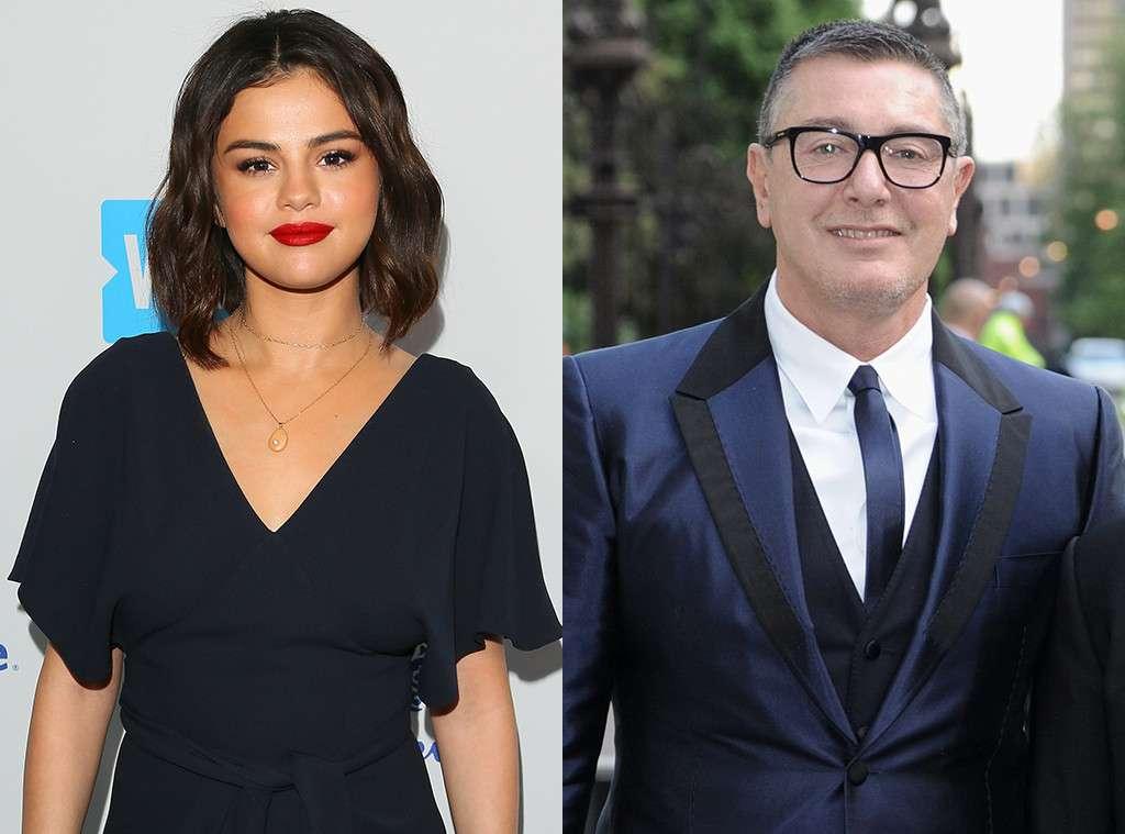 Mamá de Selena Gomez revela porqué la artista no le ha respondido Stefano Gabbana