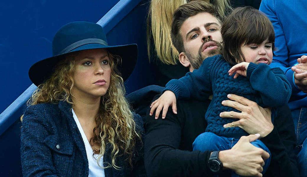 Se metieron a robar en la casa de Shakira y Piqué