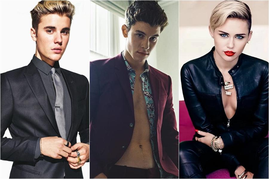 Shawn Mendes logró la misma hazaña que Justin Bieber y Miley Cyrus