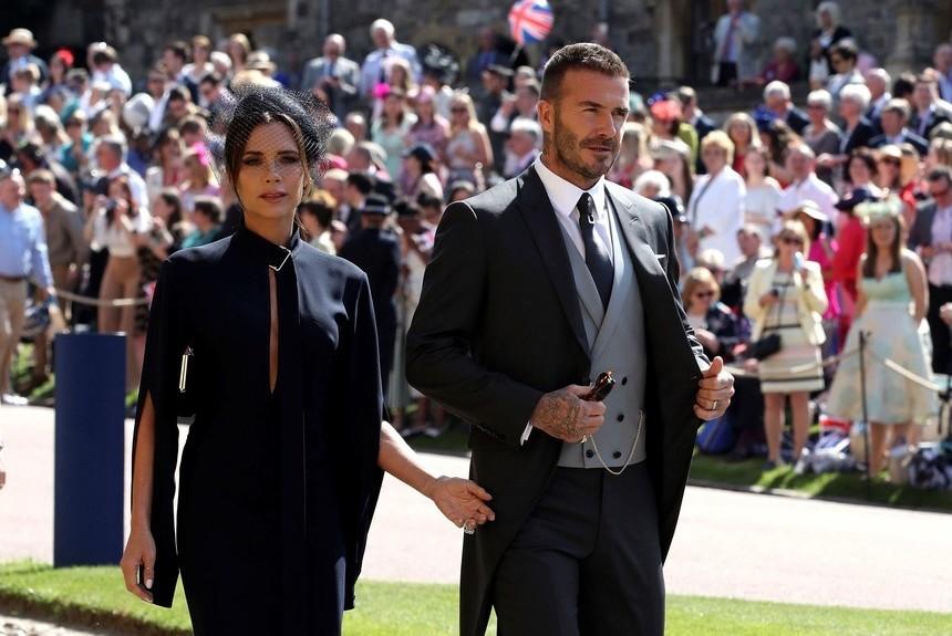 David y Victoria Beckham niegan que vayan a divorciarse