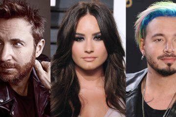 """Spotify anuncia el lanzamiento de """"Say My Name"""" por David Guetta, Demi Lovato y J Balvin"""