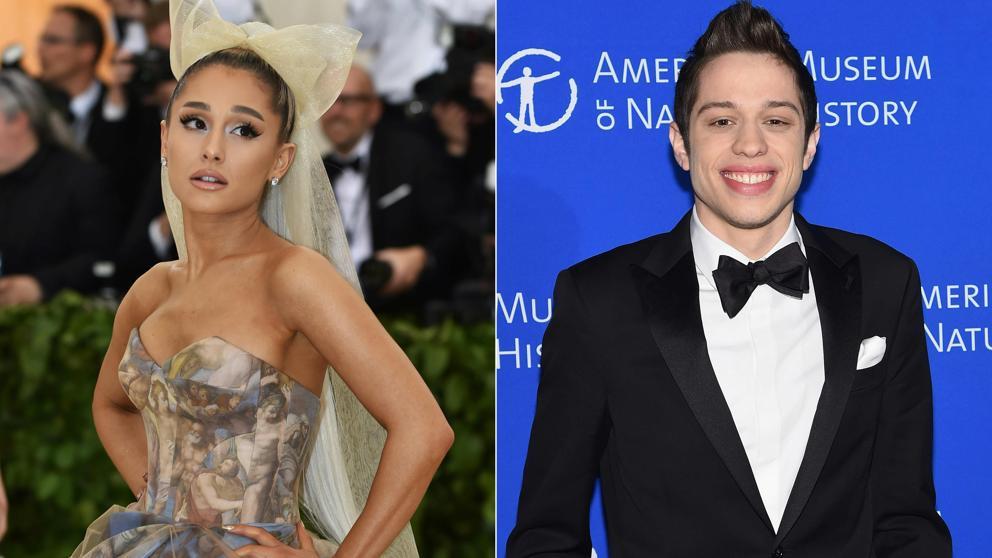 """La familia de Ariana Grande está """"aterrorizada"""" por su relación con Pete Davidson"""