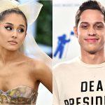 Experta analiza el lenguaje corporal de Ariana Grande y Pete Davidson