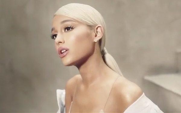 Ariana Grande revela el tracklist definitivo de 'Sweetener'