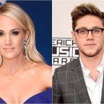 Carrie Underwood y Niall Horan podrían lanzar dueto