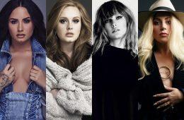 Las 200 mejores canciones del Siglo XXI por artistas femeninas