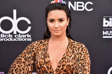 """Demi Lovato está """"agradecida de estar viva"""" tras sobredosis"""