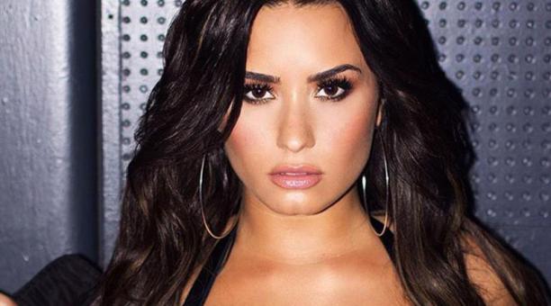 Demi Lovato está trabajando con nuevo productor en el estudio