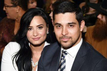 Wilmer Valderrama, ex novio de Demi Lovato, visitó a la cantante en el hospital