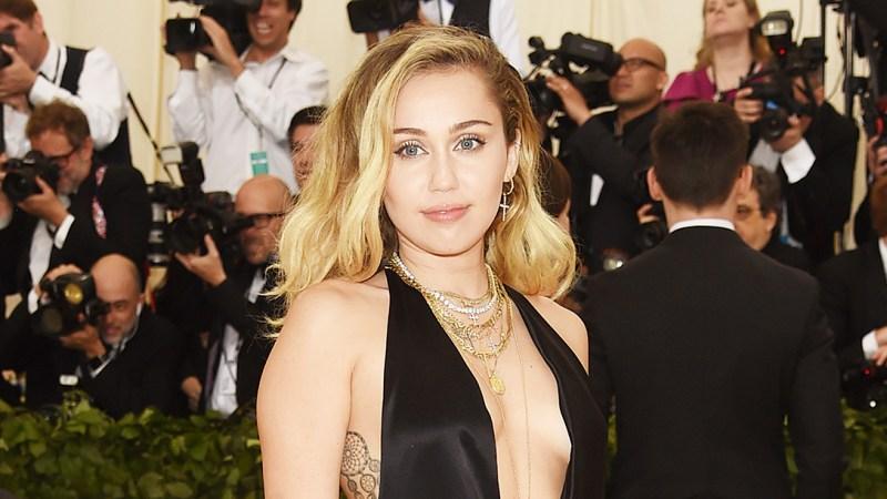 Representante de Miley Cyrus reveló por qué la estrella eliminó todo de Instagram