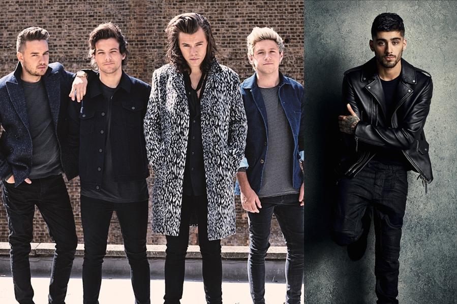 Sitio eligió las mejores y peores canciones de todos los integrantes de One Direction como solistas