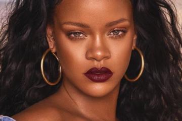 Revelan una nueva colaboración de Rihanna