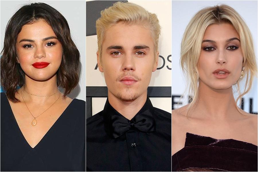 """A Selena Gomez """"no le importa"""" el compromiso de Justin Bieber con Hailey Baldwin"""