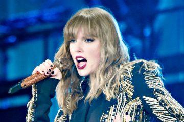Taylor Swift quedo atrapada durante show debido a problema técnico